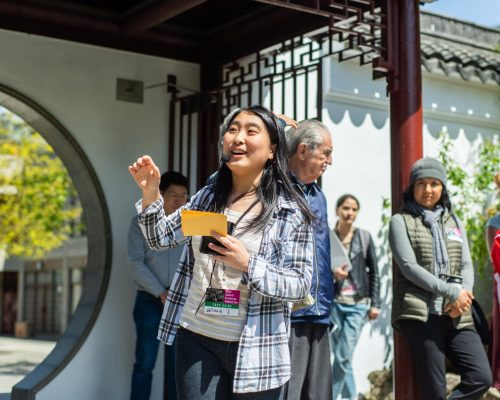 Strathcona Cultural Walking Tours